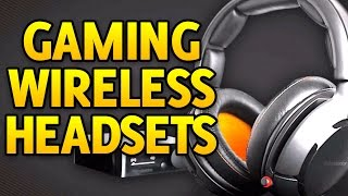 wireless gaming headsets review steelseries h wireless astro a50 logitech g930