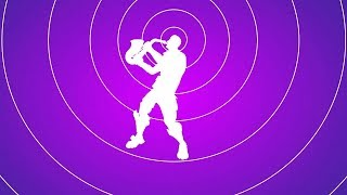 All My Fortnite Skins Do The Phone It In Emote!