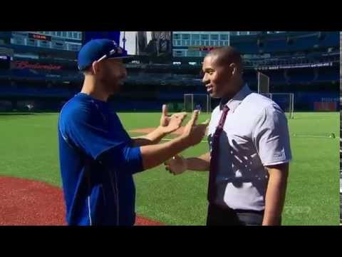 Cabbie Presents: Jose Bautista's handshakes
