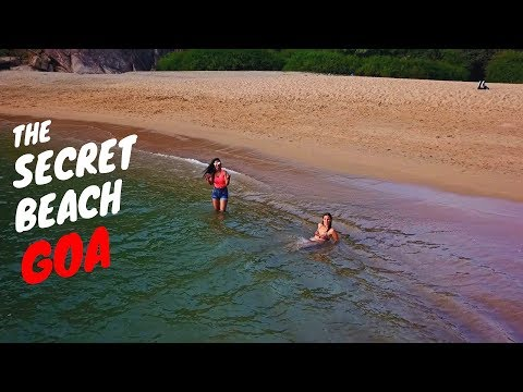 ✅GOA आश्चर्यजनक हनीमून बीच | SECRET HONEYMOON BEACH IN GOA | Ft. MTV ROADIES MEENAL SHAH