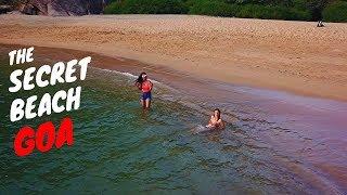 ✅GOA आश्चर्यजनक हनीमून बीच | SECRET HONEYMOON BEACH IN GOA | Ft. MTV ROADIES MEENAL SHAH