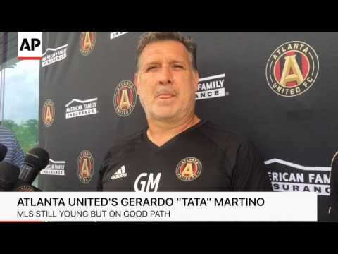 Soccer Star Tim Howard, Atlanta United Manager Gerardo Martino Like Direction MLS Is Headed