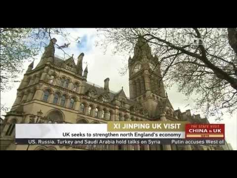 UK seeks to strengthen north England's economy