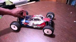 team associated b44 3 4 month check and set up