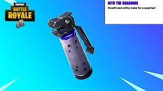 "Fortnite:Battle Royale ""Shadow Bomb"" Gameplay Update - (Fortnite New Update)"