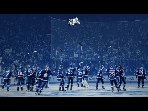 Toronto Maple Leafs Tribute | 100 Years | 'From Where You Are' #StandWitness