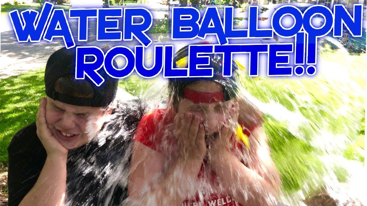 water balloon roulette omg