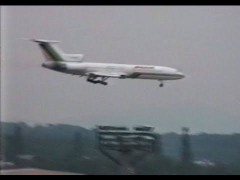 Frankfurt Airport 1997 Part 1