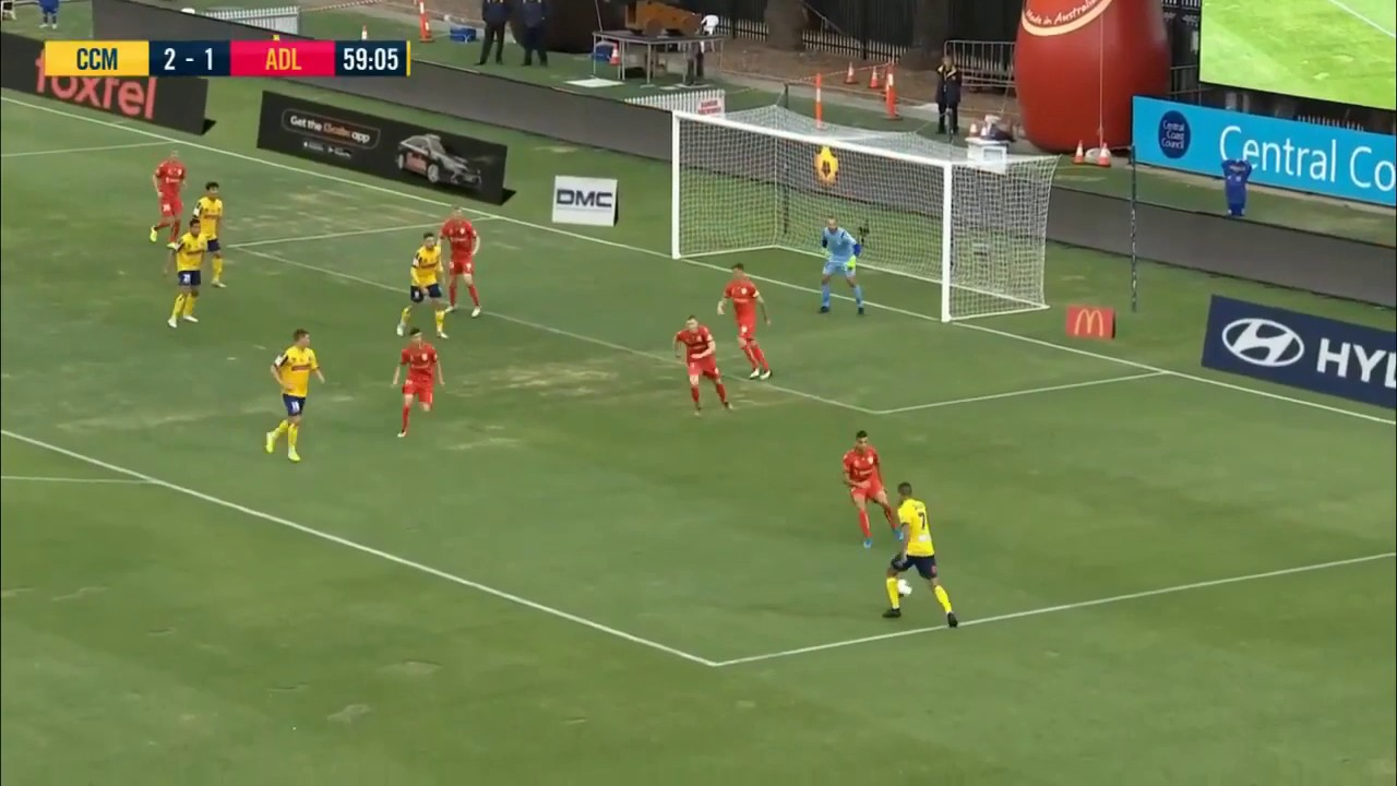 Download Central Coast Mariners vs Adelaide United 2-1 Highlights All Goals Hyundai A League 22 12 2019