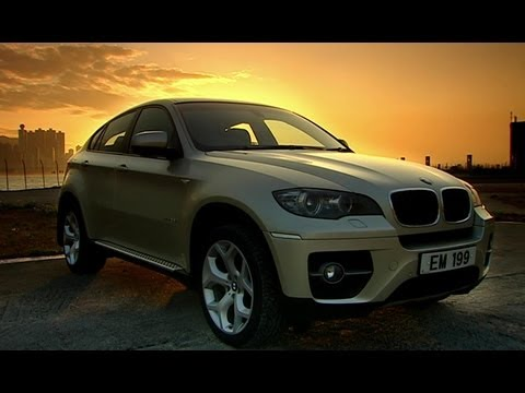 BMW X6 Car Review | Top Gear