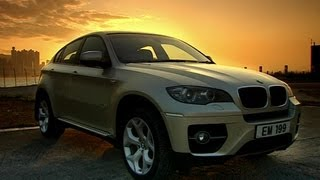 bMW X6 Car Review  Top Gear