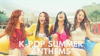 K-pop Summer Anthems