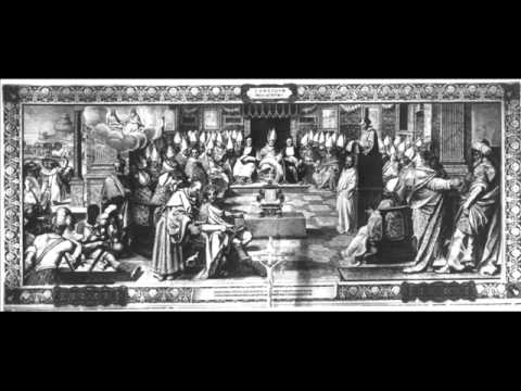 The Council of Nicea 325 AD