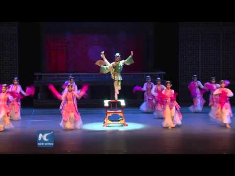 Chinese dance drama Opera Warriors premiers in Vancouver