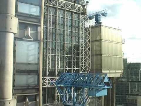 Richard Rogers: Lloyds Building, London