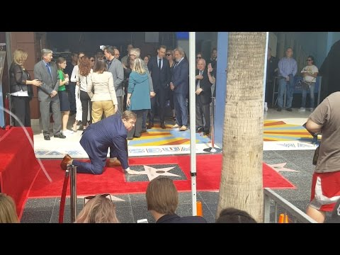 #214 (3/11/2017) JOHN GOODMAN GETS HIS STAR ON THE WALK OF FAME!