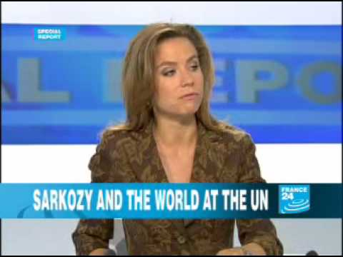 FRANCE24-EN-Debate-Sarkozy at UN