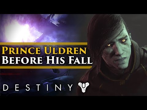 Destiny 2 Forsaken - Prince Uldren before his fall! Jolyon & the Gate of the Black Garden! thumbnail