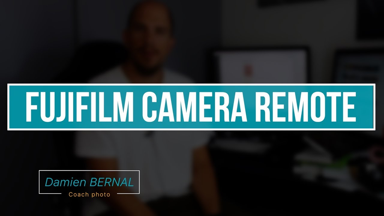 fujifilm camera remote