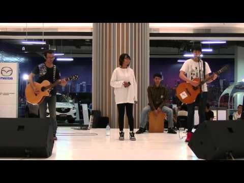 Akairo - Koisuru Otome (Ikimono Gakari cover) @ Cosplay Nation with J Indo Band