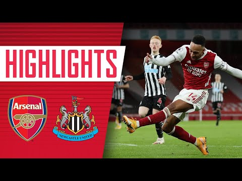 Arsenal Newcastle Goals And Highlights