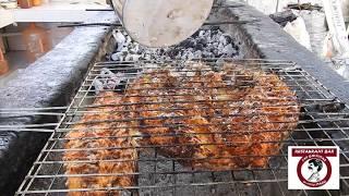 Cocinando Huachinango a la talla FT MUJER LUNA BELLA  HUACHINANGO SHOW