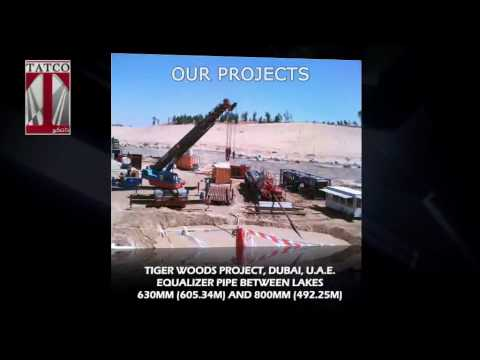 Tatco Horizontal Directional Drilling (HDD)