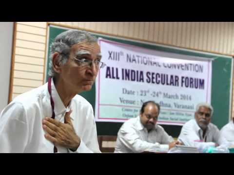 XIIIth National Convention : All India Secular forum