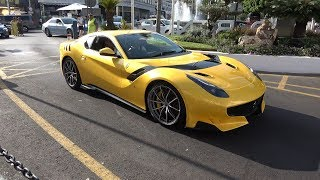 [PBSS`18] Puerto Banus Supercars Spotting 18 ( F12 TDF, 4xAventador, 308 GTS Turbo...)
