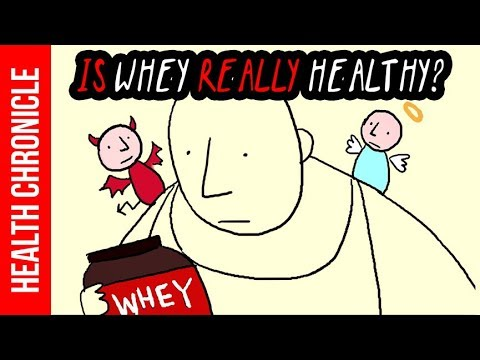 Why Whey Protein Is Not As Healthy As You Think