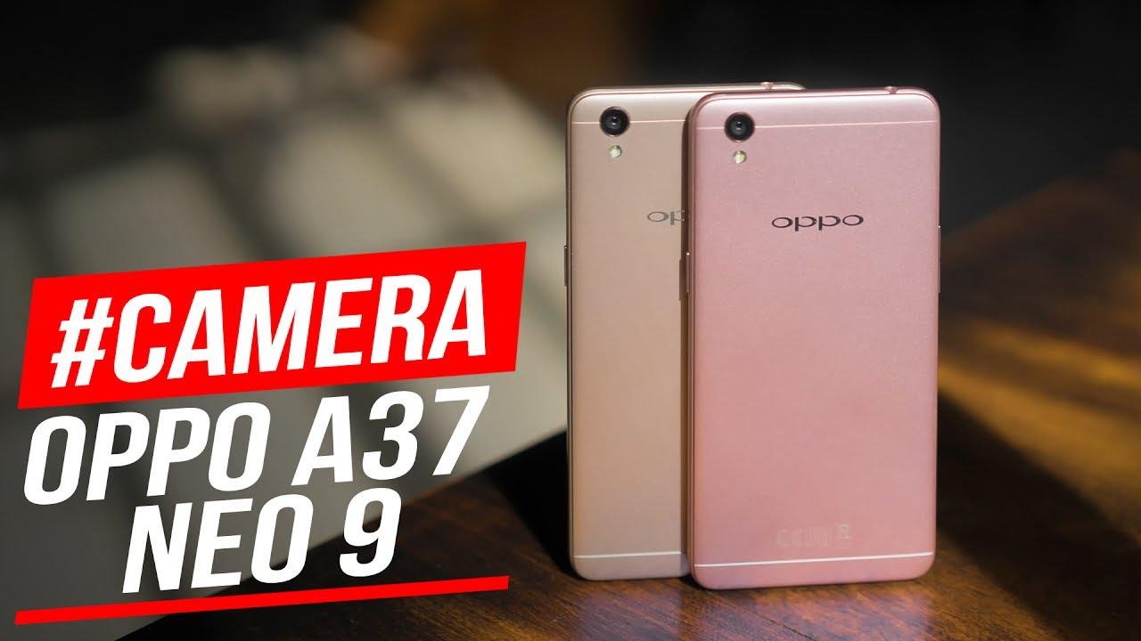 FPT Shop – Khám phá Camera Oppo A37 (neo9): cam tốt, hiệu năng khá.