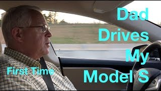 Letting My Dad Drive My Model S
