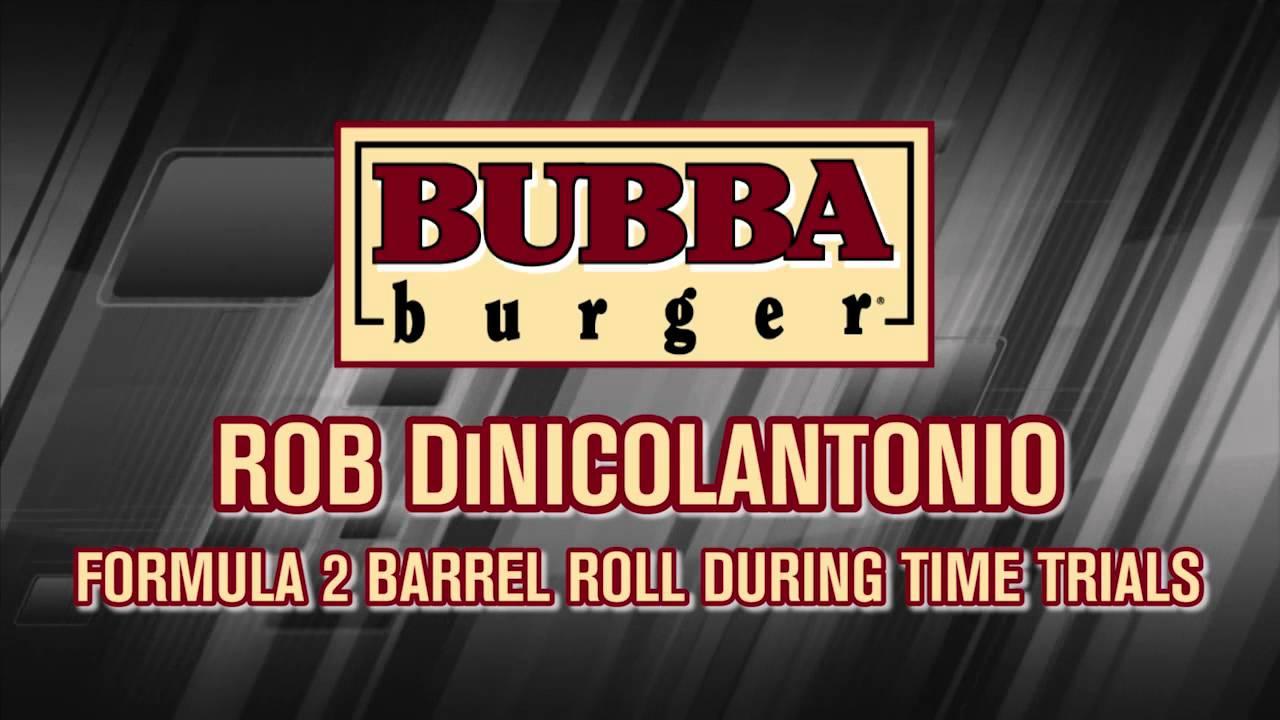 Bubba Burger Extra Bites: Memphis - Rob DiNicolantonio Formula 2 ...