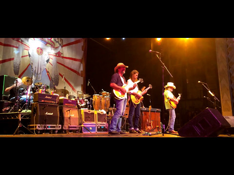 "Dickey Betts & Great Southern ""Jessica"" - Saban Theater, Beverly Hills, CA - August 23, 2014"