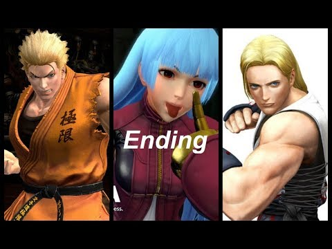 VERSE DEFEATED | The King Of Fighter XIV Steam Edition | Ending |