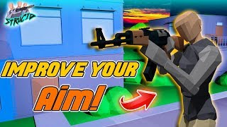 How To Have God like Aim in Strucid! | Improve Your Aiming in STRUCID Roblox