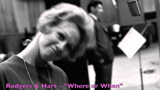 Rodgers & Hart -- Where or When