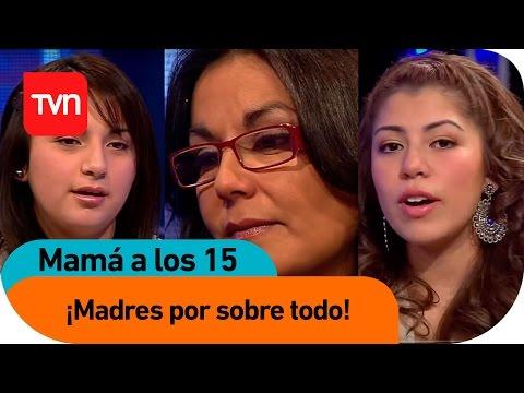 Mamá a los 15 | E13 T02: Fernanda, Tabita y Fabiana en vivo