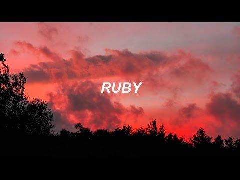 ruby // twenty one pilots - lyrics
