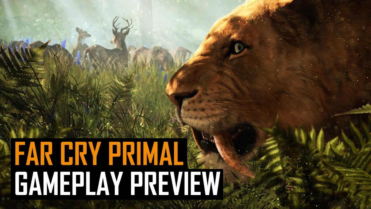 Far Cry Primal's animals are both pets and weapons | GamesRadar+