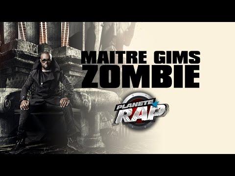"""Maître Gims """"Zombie"""" en live #PlanèteRap"""