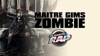 """Maître Gims """"Zombie"""" en live dans Planète Rap"""