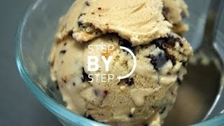 Coffee Ice Cream Recipe, How to Make Coffee Ice Cream, The Best Coffee Ice Cream Recipe