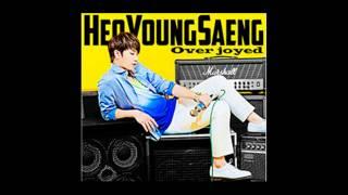 Heo Young Saeng First Japanese Album OVERJOYED - Track 11 Translator: haruloveless Timer: pemunxyz.