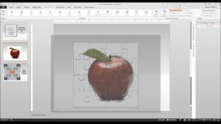 Custom Puzzles in PowerPoint
