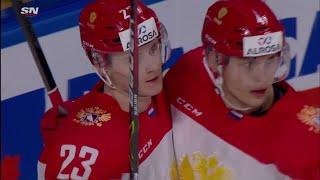 Россия - Хоккейная лига Онтарио. Хоккей. Суперсерия Россия - Канада. Молодежные сборные