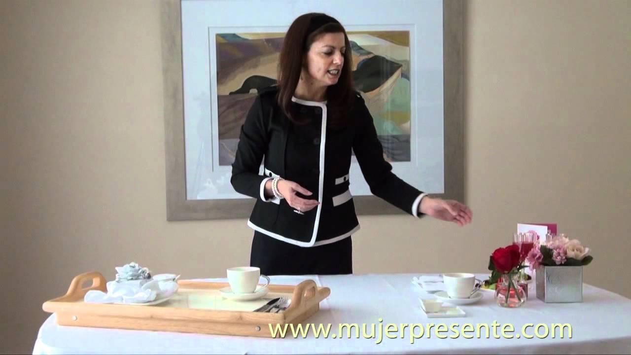 Decorando con Cristina Silva, La bandeja de desayuno para ...