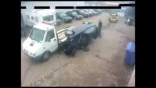 Car Fail Must See This To Believe Crash Fail