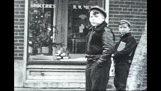 1930s 1940s Cleveland Ohio Vintage Black White 8mm Footage Video