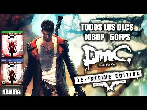 Noticia | Fecha, precio y detalles de DmC (Devil May Cry) Definitive Edition para PS4/XOne